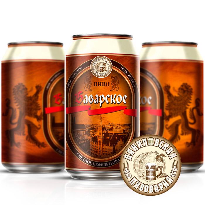 Пиво для компании Даниловская пивоварня
